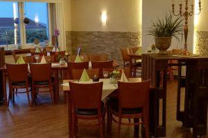 Hausgemachte deutsche Küche im Alt Hiddenhausen